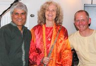 Prasad, Nandin and Ralf